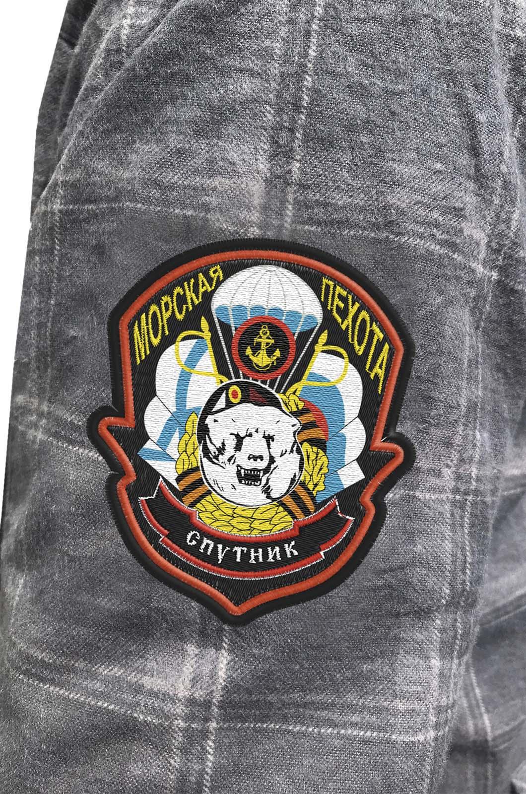Теплая рубашка для морского пехотинца купить по сбалансированной цене