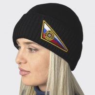 Теплая шапка для сотрудниц МЧС России