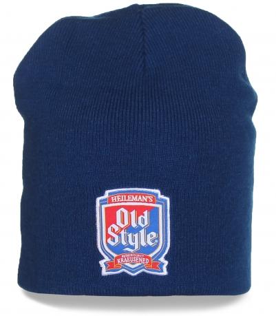 Теплая шапка Old Style - фирменная вещь по отличной цене