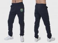 Теплые мужские спортивные брюки ВДВ.