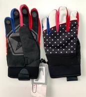 Теплые перчатки женские