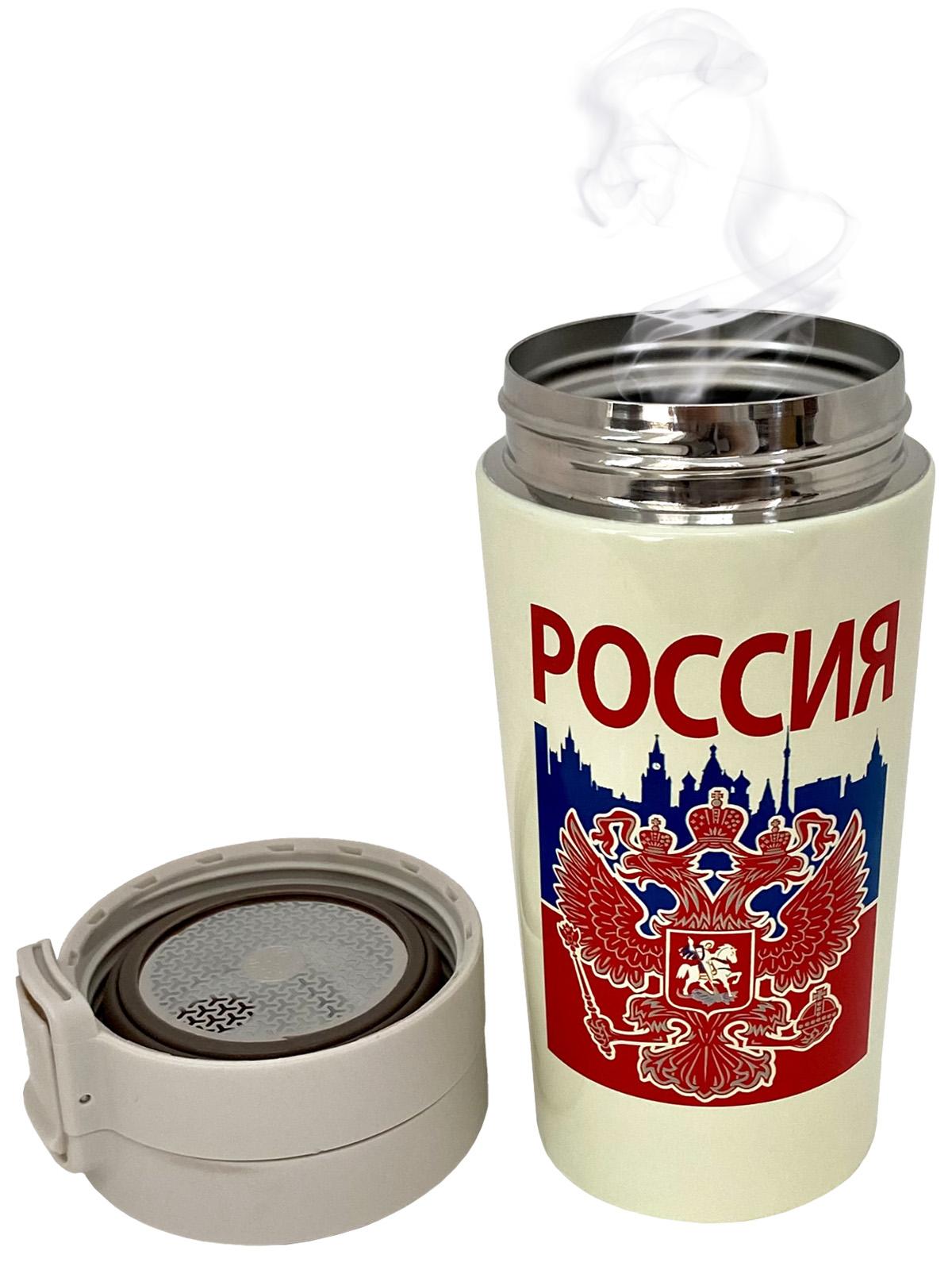 Заказать термокружки Россия оптом
