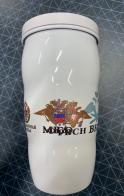 Термокружка с разными эмблемами Армии России