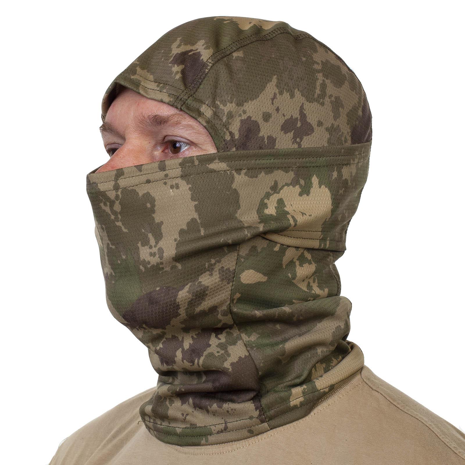 Купить в интернет магазине термомаску для головы и лица