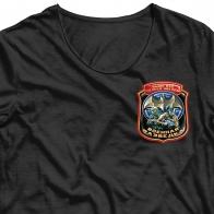 Термонаклейка на футболку Военная Разведка