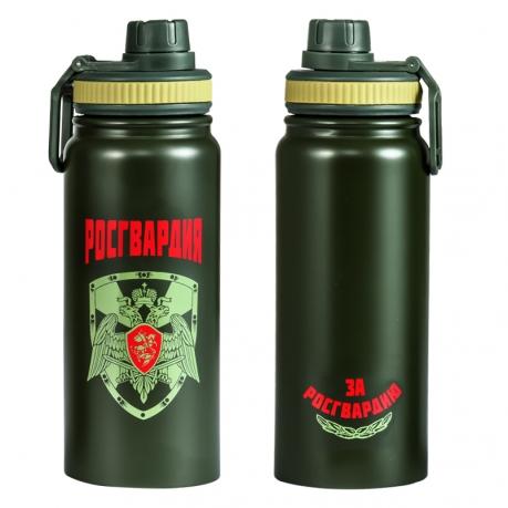 Термос-бутылка Гвардия России