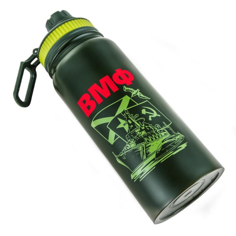 Термос-бутылка ВМФ