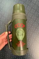 Термос CCCР