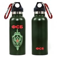Термос с гербом ФСБ