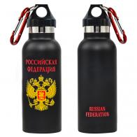 Термос Герб России