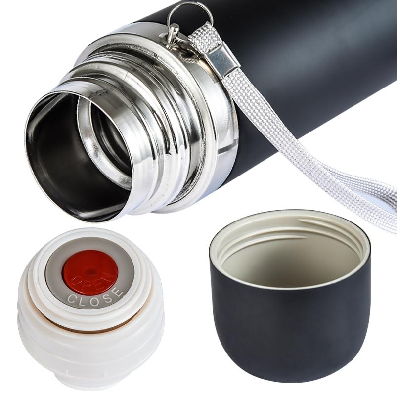 Компактный термос Погранвойска - купить с доставкой
