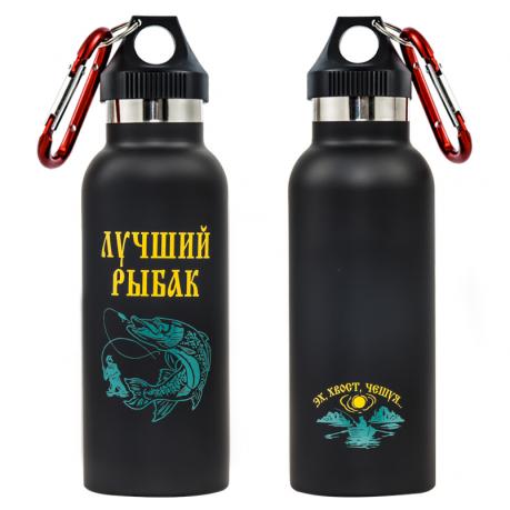 Термос Рыболов