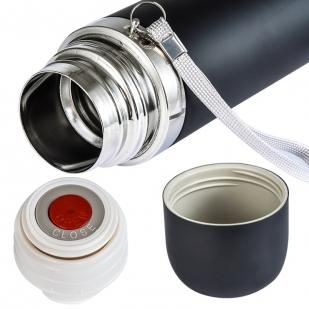 Термос для чая/кофе с эмблемой ФСБ - купить оптом
