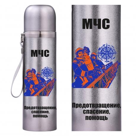 Чайный термос спасателя МЧС