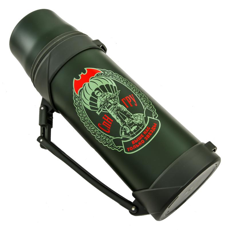 Купить в онлайн магазине термос спецназовца ГРУ