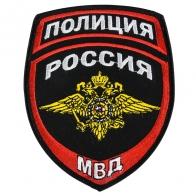 Термошеврон Полиции России