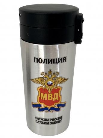 """Термостакан """"МВД"""""""