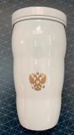 Термостакан с гербом России