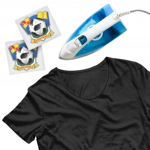 Термотрансфер FOOTBALL с мячом