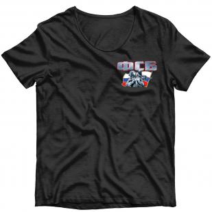 Термотрансфер на футболку «ФСБ»