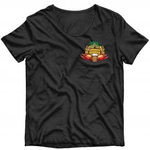 Термотрансфер на футболку «Пивные Войска»