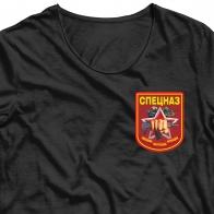 Термотрансфер на футболку Спецназ Росгвардии