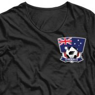 Термотрансфер сборной AUSTRALIA.