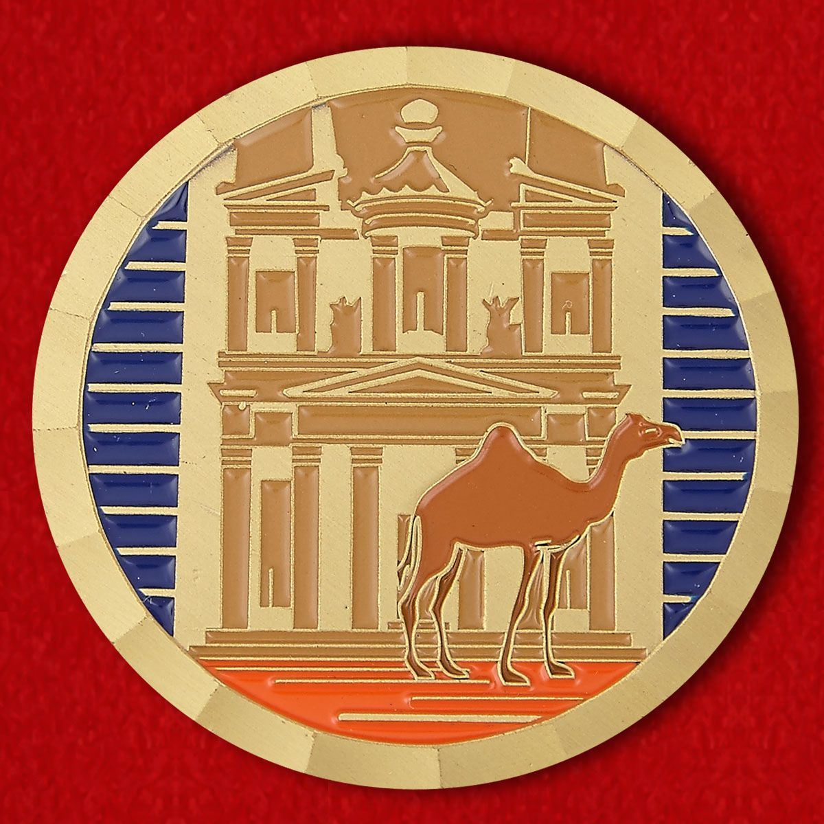 The US Embassy in Amman Challenge Coin