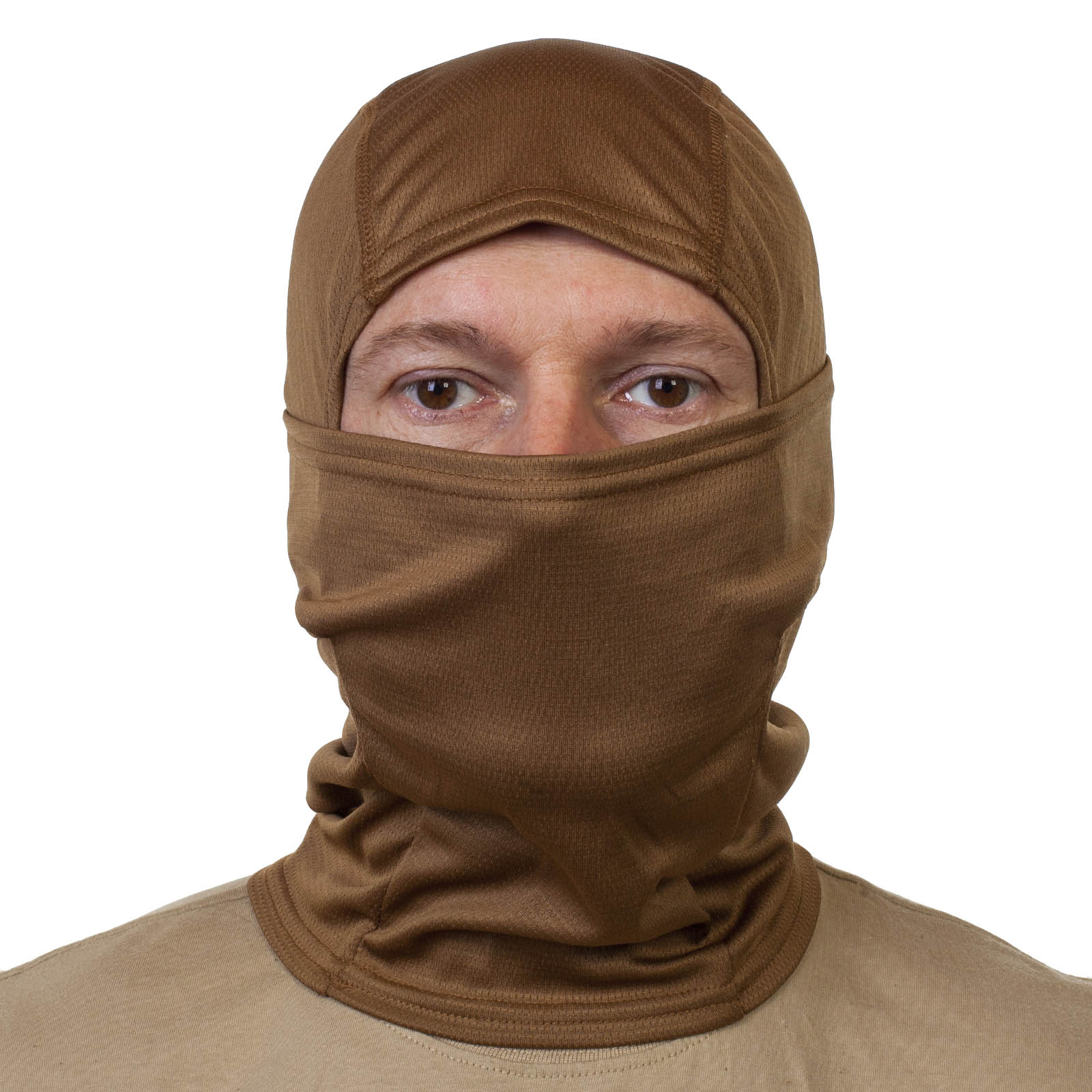 Тканевая маска балаклава – защита от пыли, песка, ветра.