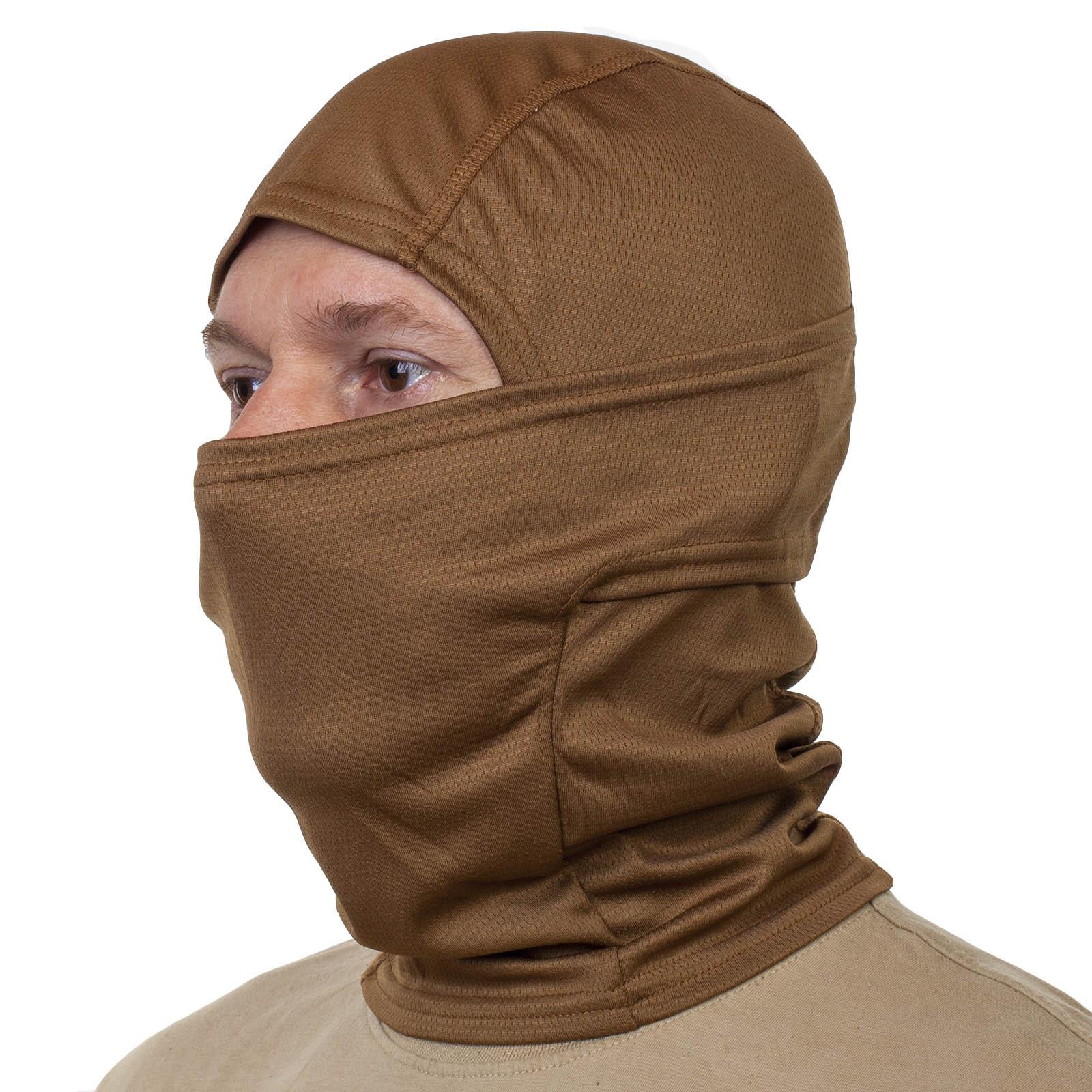 Недорогая военная маска балаклава