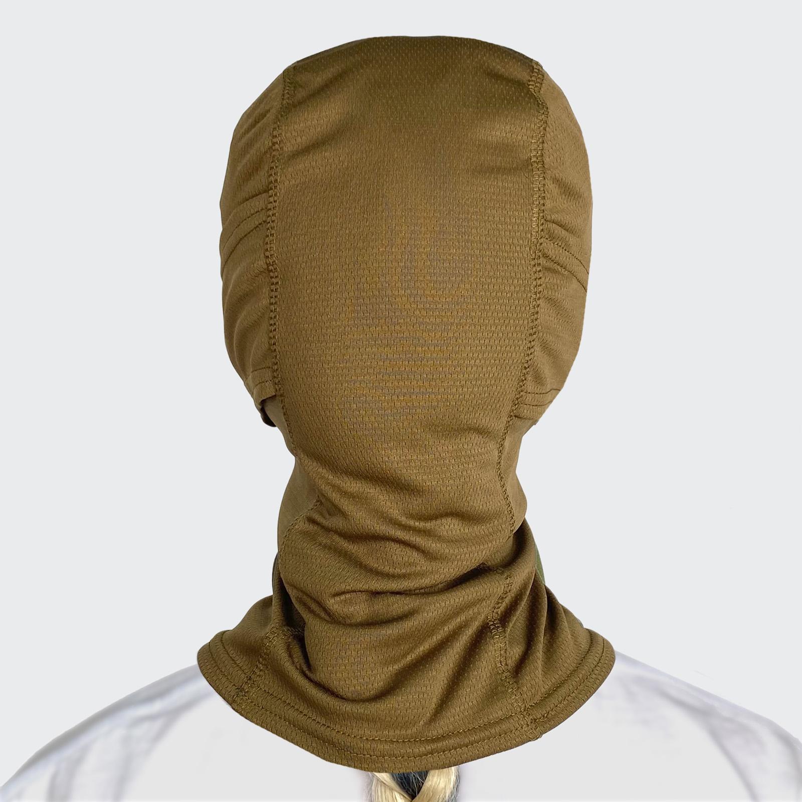 Тканевая маска балаклава – защита от пыли, песка, ветра