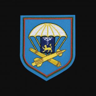 Мужская форменная толстовка 4-го зенитного ракетного полка 76 ДШД