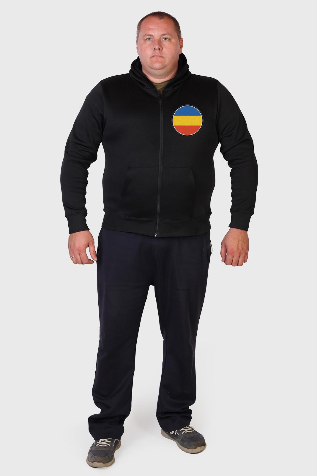 Купить в интернет магазине толстовку Донских казаков