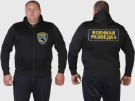 Мужская толстовка Военная Разведка.