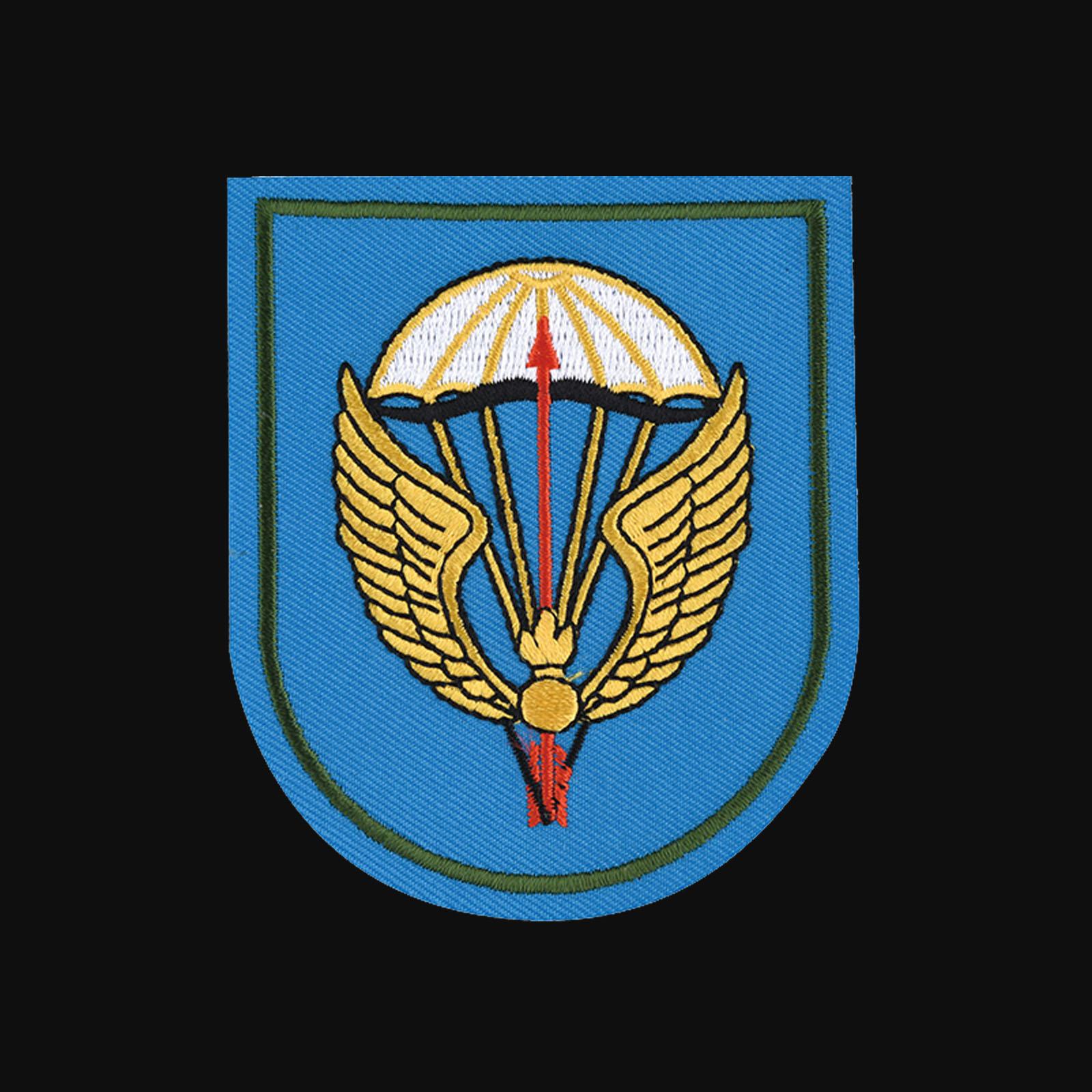 Армейская мужская толстовка ВДВ с шевроном 31 ОДШБр