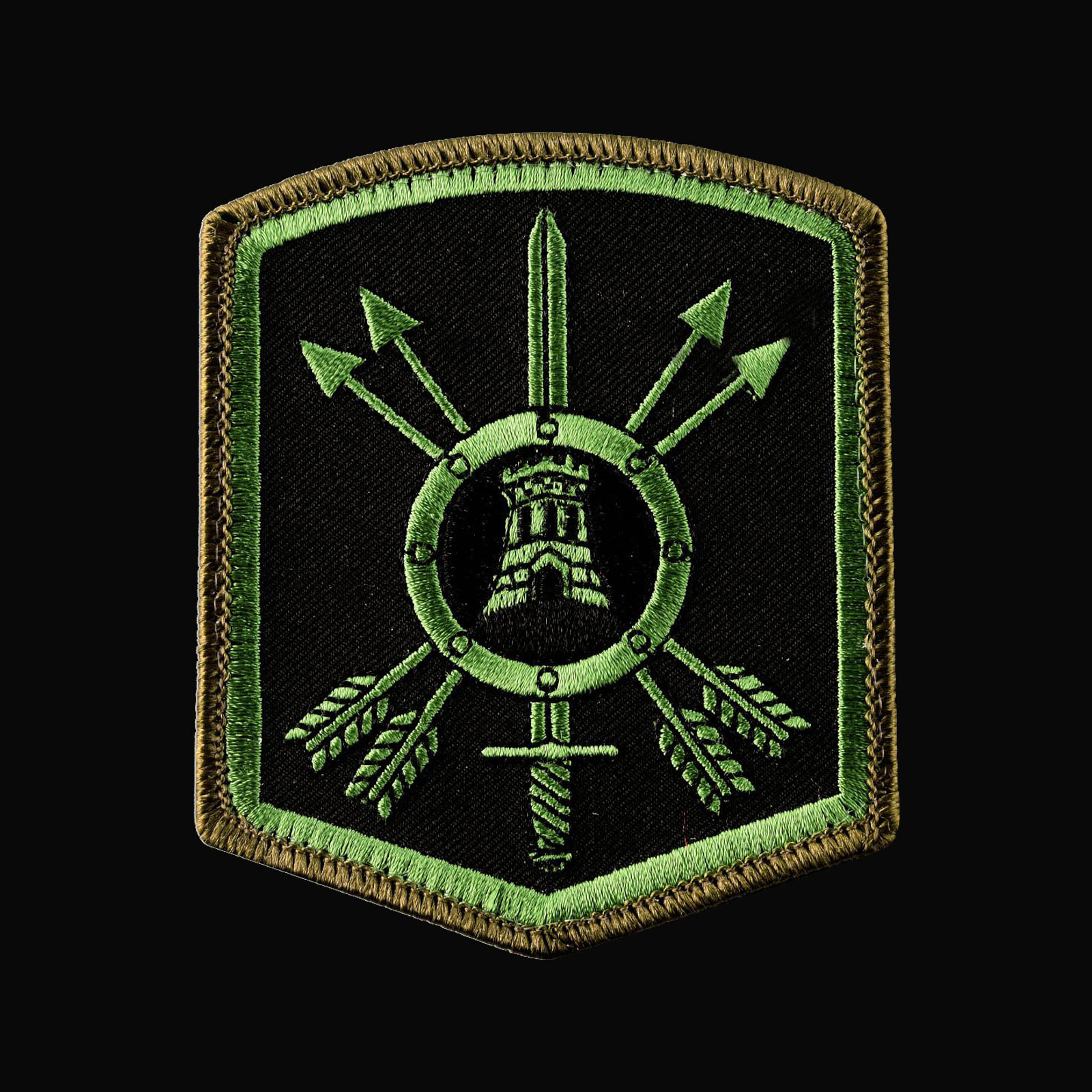 Толстовка 33-я гвардейская ракетная дивизия