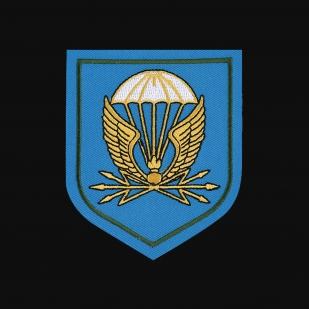 Стильная толстовка 38-й отдельный гвардейский полк связи ВДВ