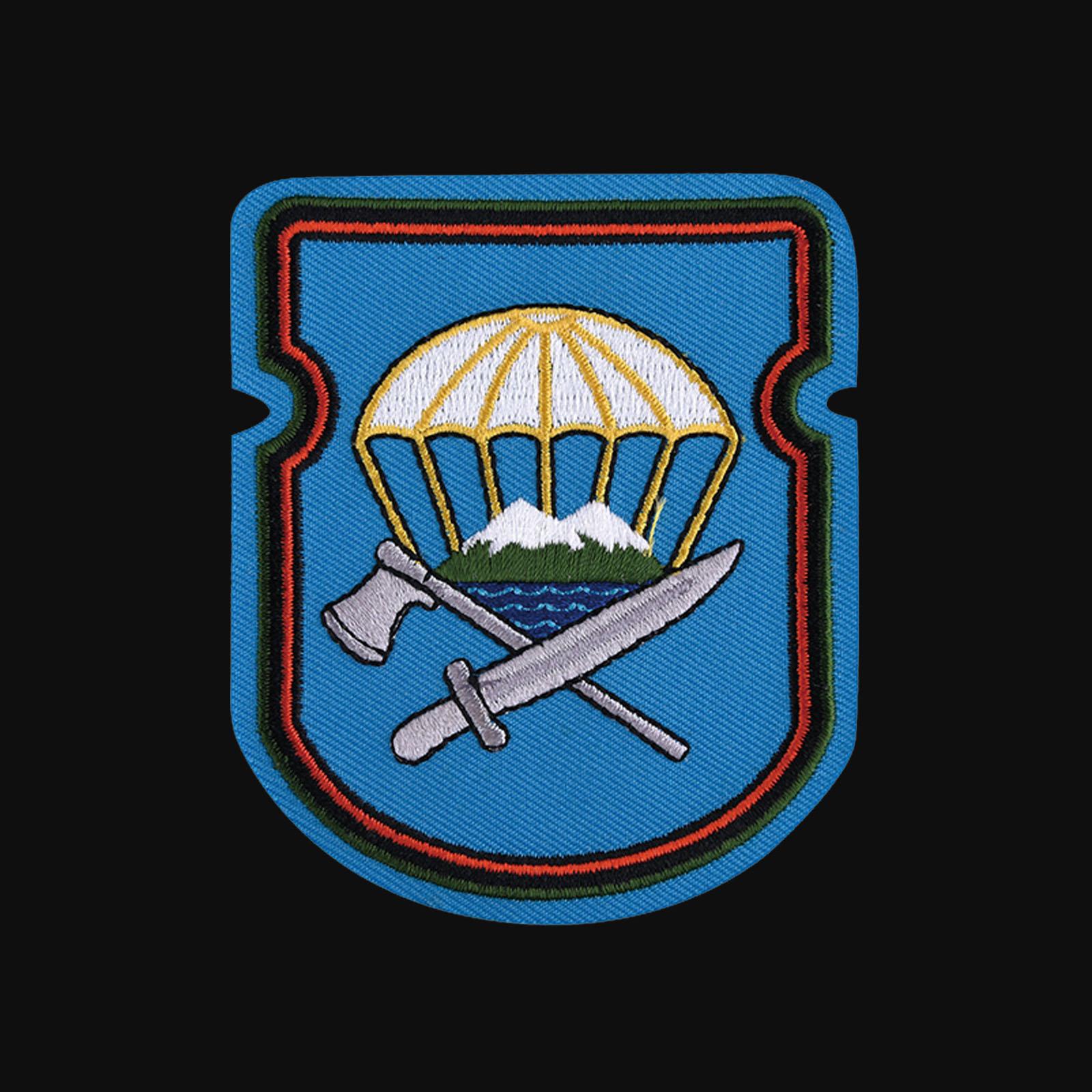 Толстовка 629-й отдельный инженерно-сапёрный батальон 7-ой ДШД ВДВ