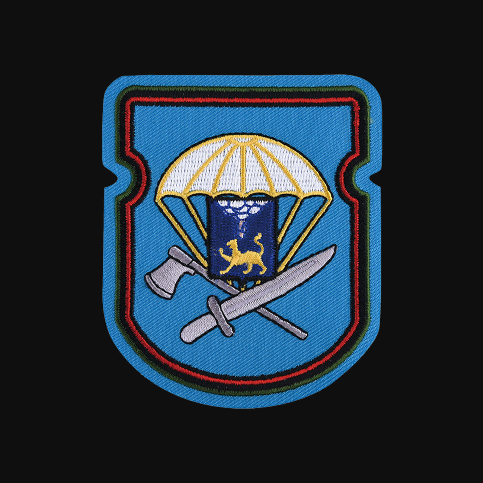 Мужская толстовка 656-й отдельный инженерно-сапёрный батальон 76-ой ДШД ВДВ