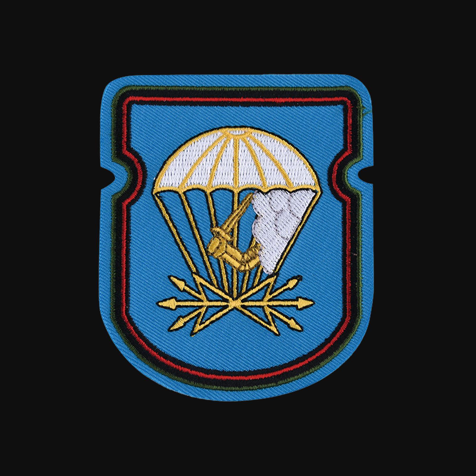 Военная толстовка с эмблемой 674-го батальона связи 98 ВДД ВДВ