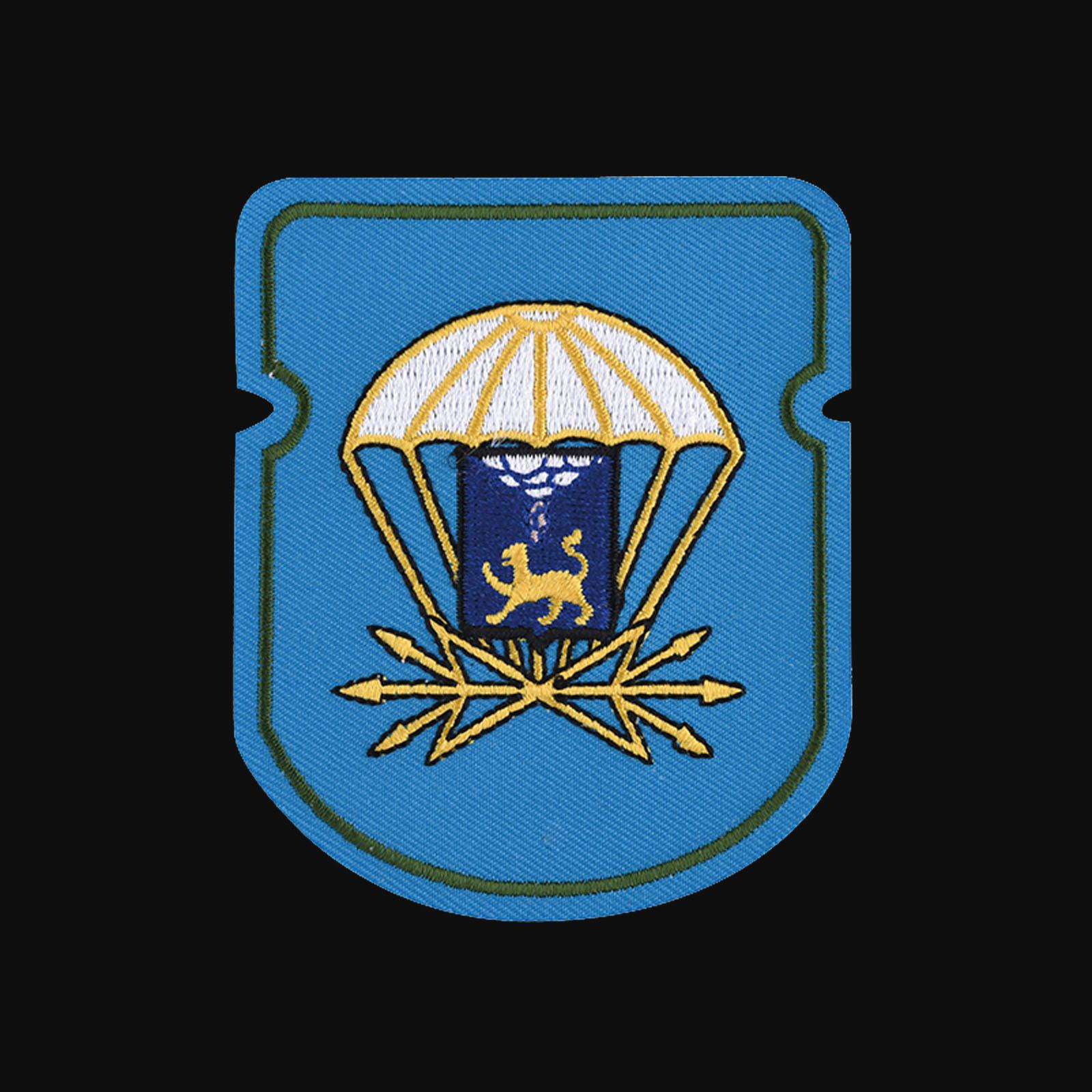 Толстовка ВДВ с цветным шевроном 728-го отдельного батальона связи 76 ДШД