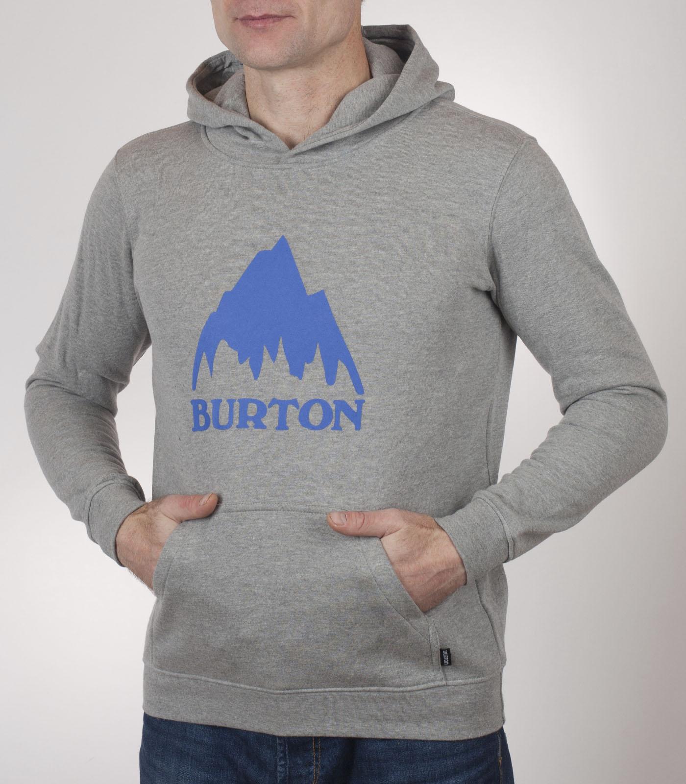 Толстовка Burton для юных модников. Детям и родителям понравится, заказывайте!
