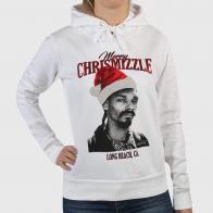 Белая женская толстовка Cotton on Snoop Dogg