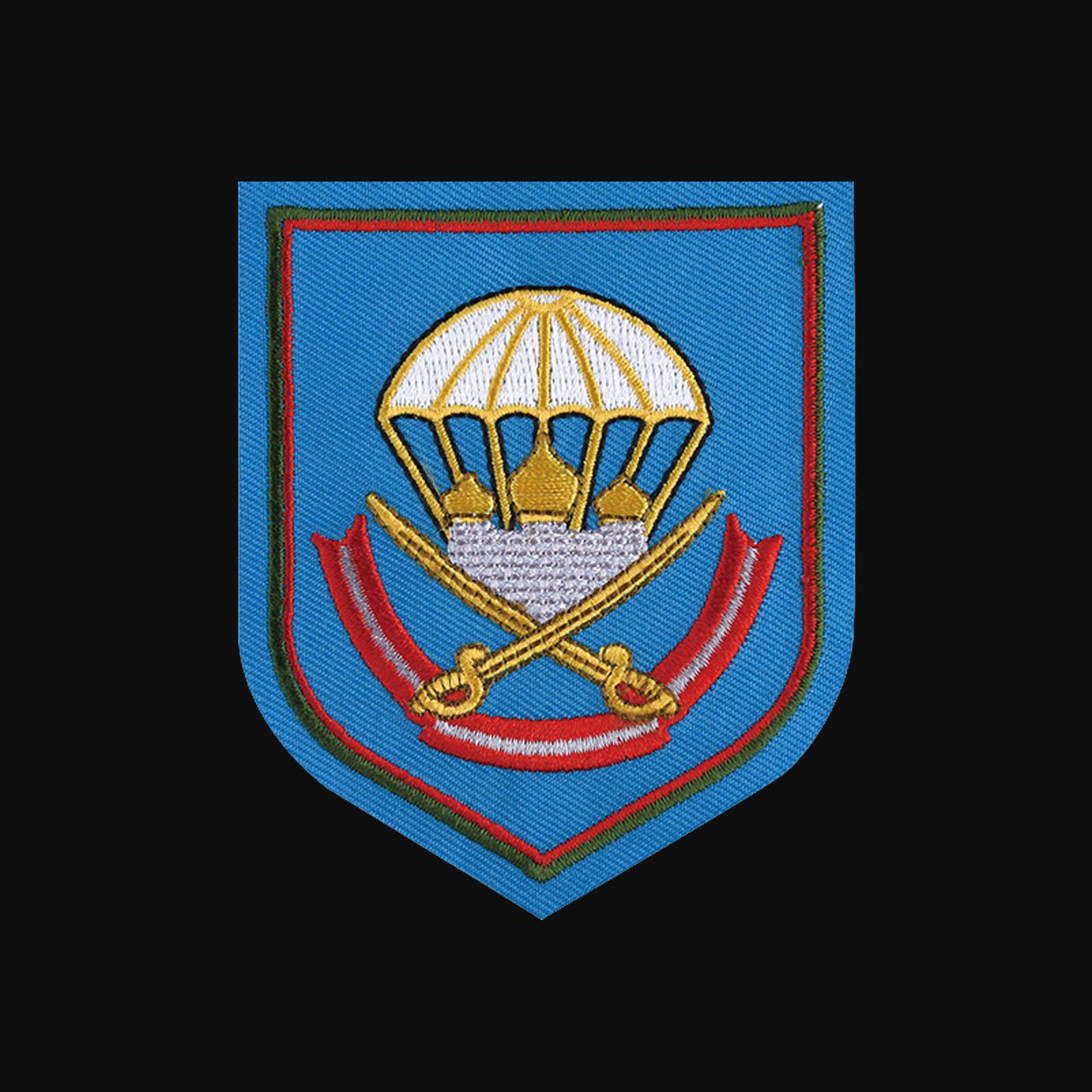 Мужская толстовка для десантников из 137-го ПДП ВДВ