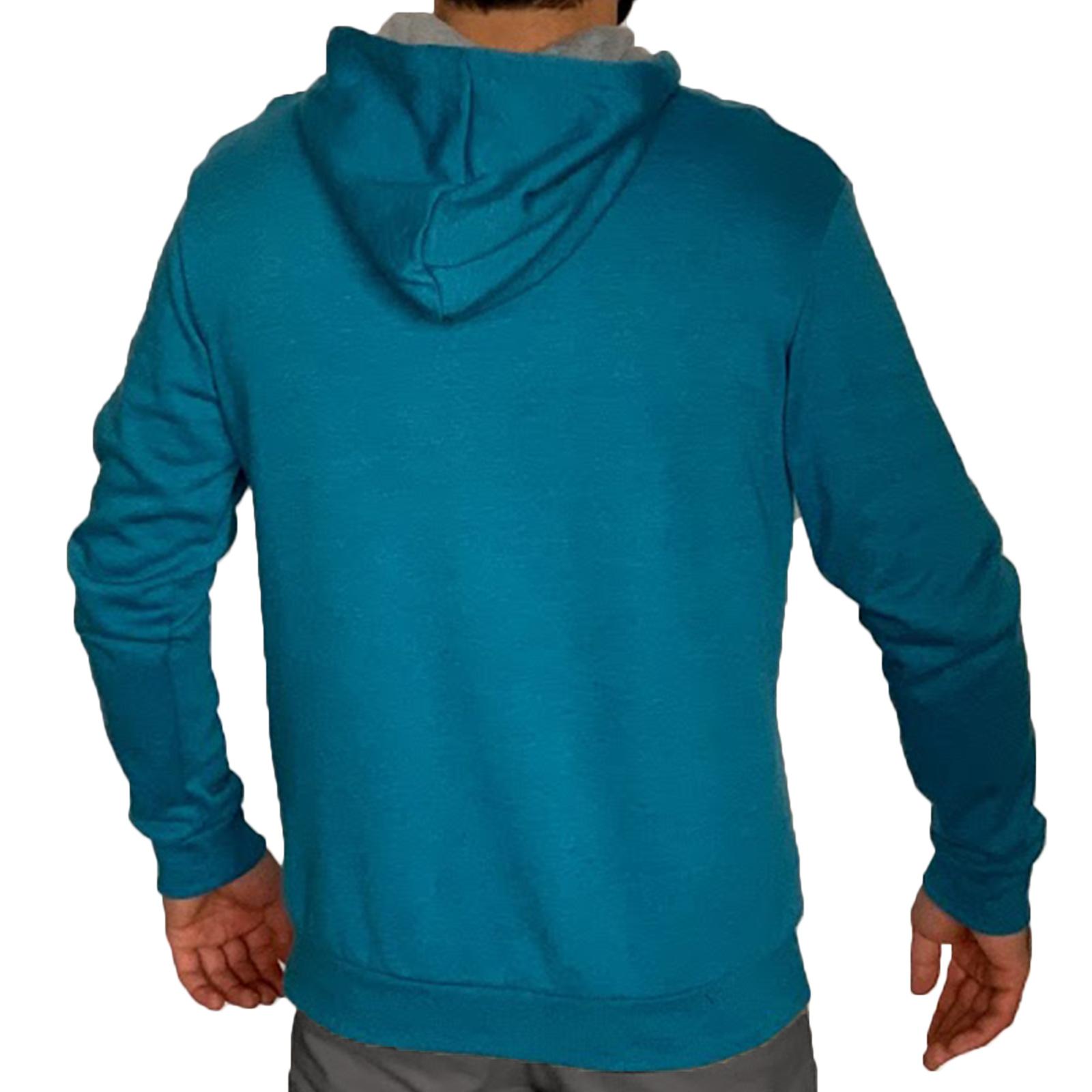 Мужские кофты толстовки синего цвета от ТМ Jump