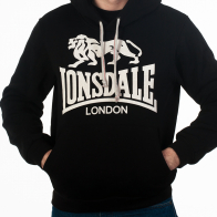 Толстовка «Lonsdale London» чёрная