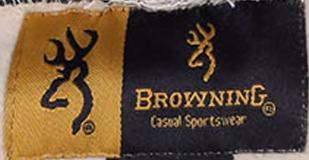 Фирменная унисекс толстовка с капюшоном от ТМ Browning.