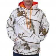 Модная мужская толстовка Realtree AP Snow