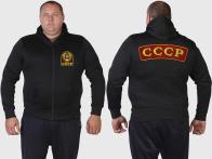 Душевная толстовка РОЖДЕН в СССР.