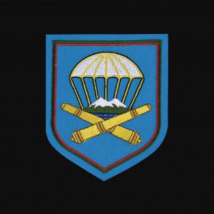 Мужская милитари толстовка ВДВ 1141 Арт.полк 7 гв. ДШД